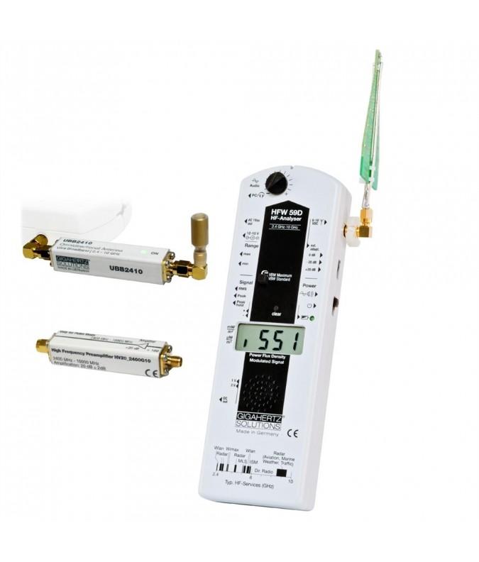 HF Meter Set HFW59D Plus