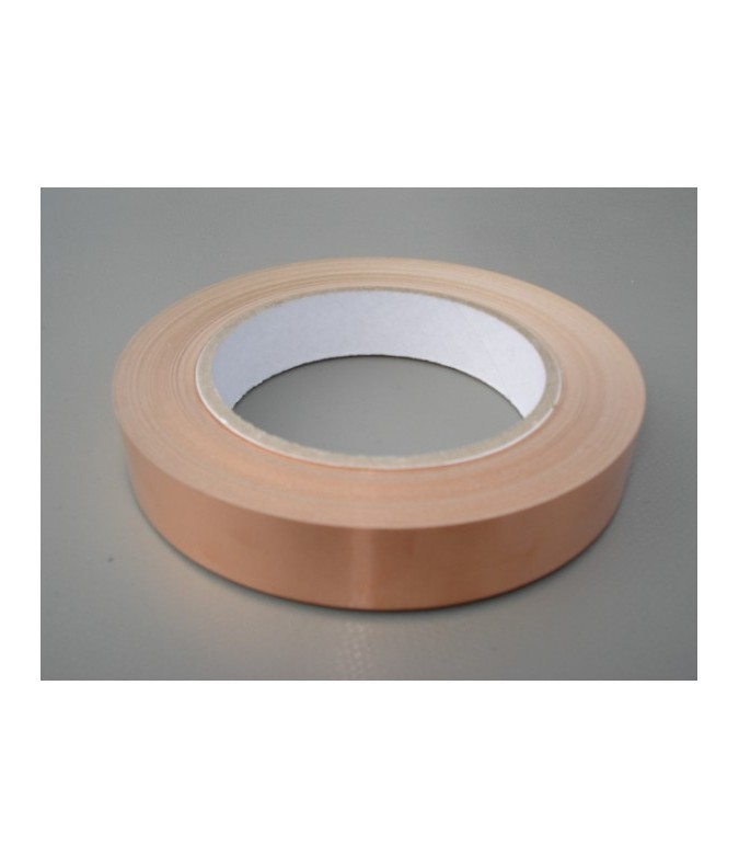 Copper Earthing Tape Extra Large Roll 20mm X 30m Emf
