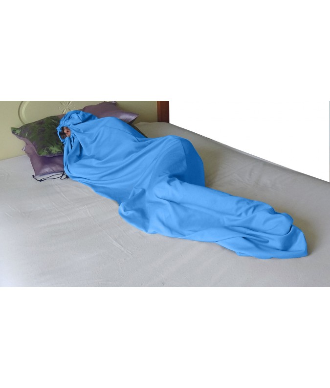 EMF Protective Sleeping Bag Leblok (Blue)