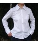 EMF Protective Long Sleeved Shirt (White)
