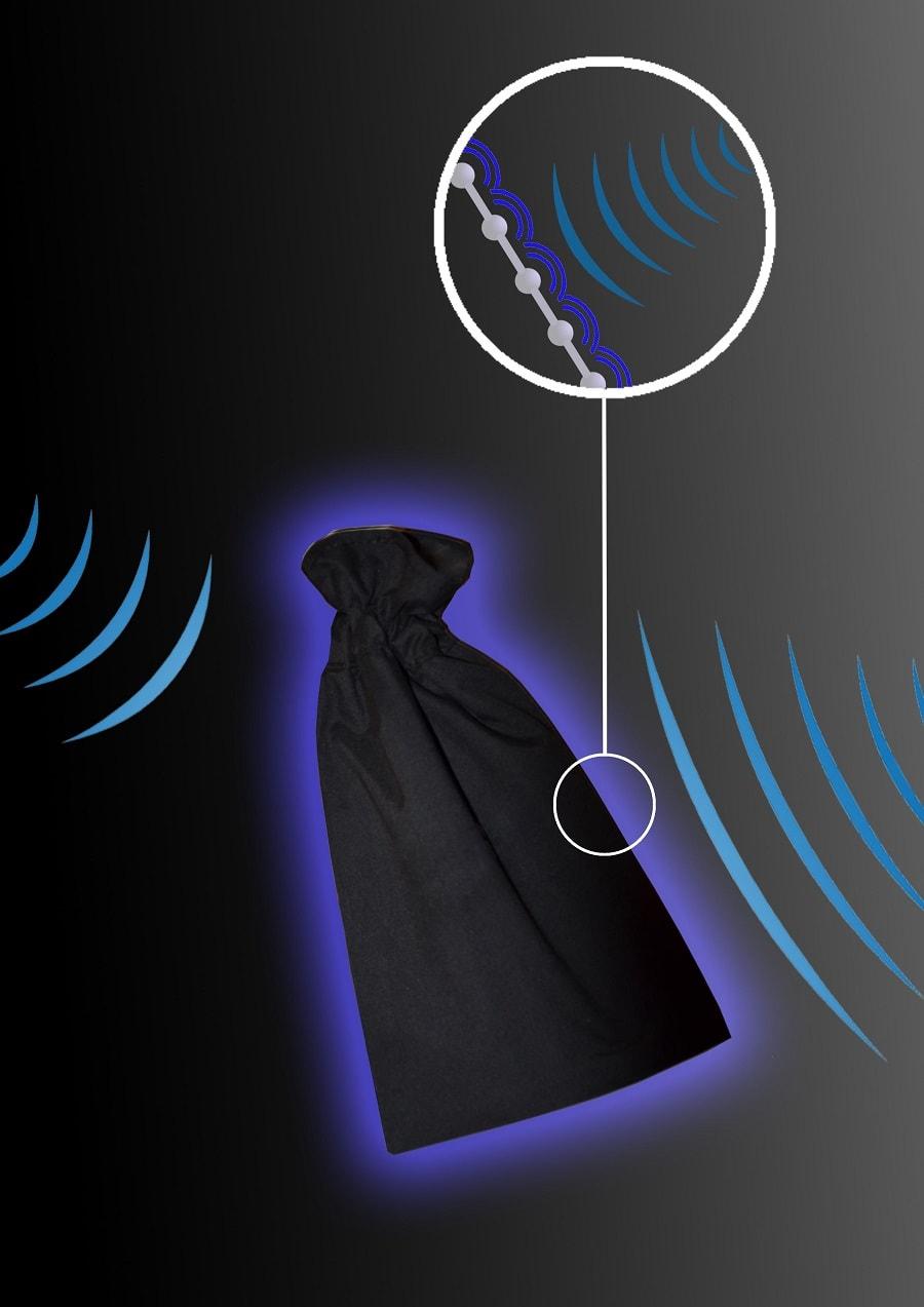 Cellblok Mobile Phone Blocking Bag Graphics