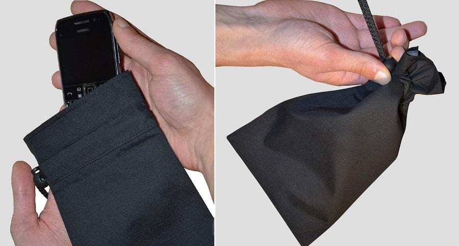 Cellblok - Mobile Phone Tracking Protection Blocking Bag