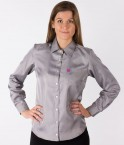 EMF Protective Long Sleeved Shirt (Grey)