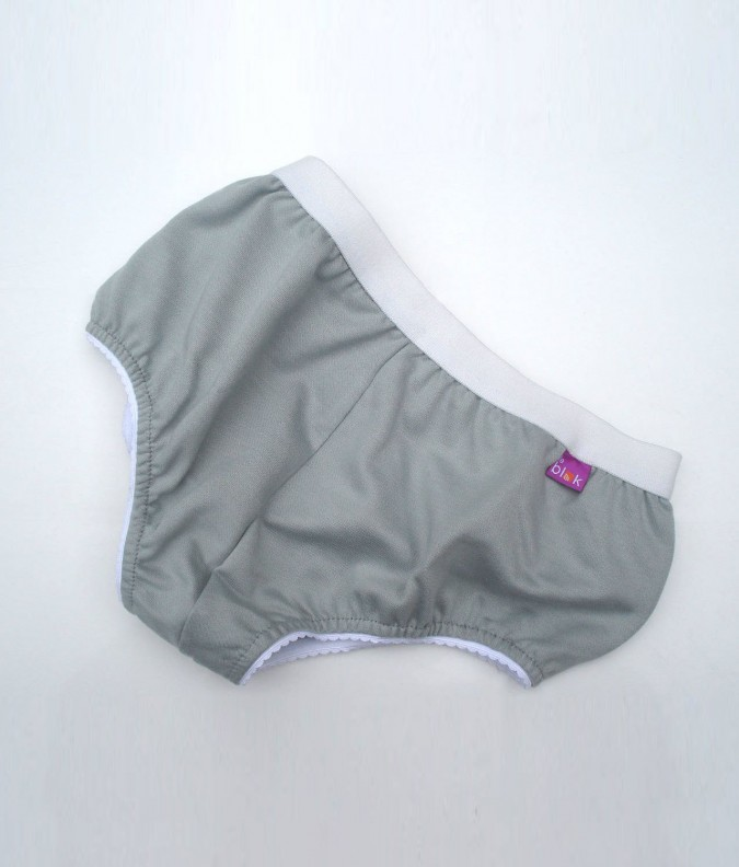 EMF Protective Womens Briefs (Grey)
