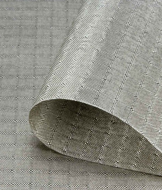 HF and LF Shielding Fabric YSHIELD Silver Silk