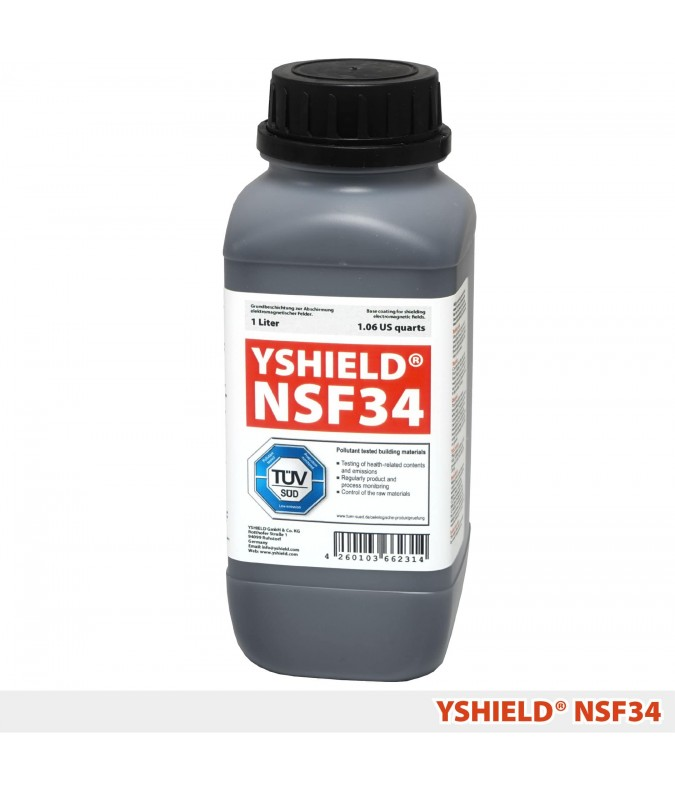Low Frequency Field Shielding Paint NSF34 - 1L