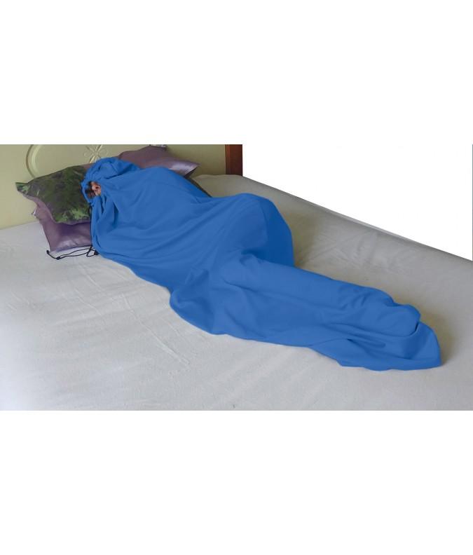 EMF Protective Sleeping Bag Leblok (Bright Blue)
