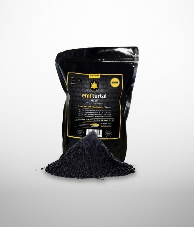 5G Shielding Paint EMF-Turtal 2.5L - Powder (Indoor)