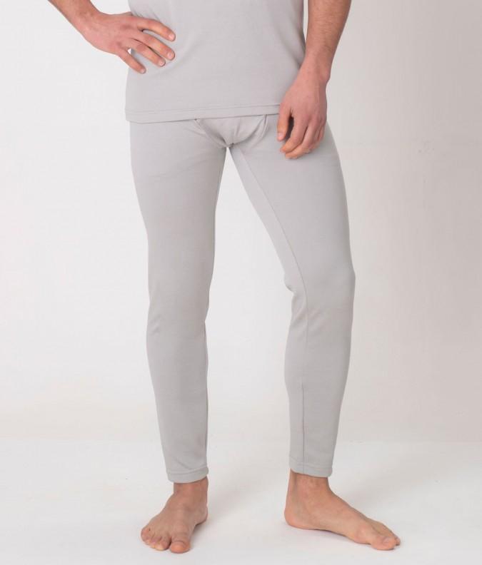 EMF Protective Mens Long Johns (Grey)