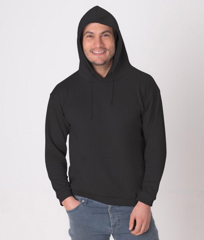 EMF Protective Mens Hoodie Leblok (Black)