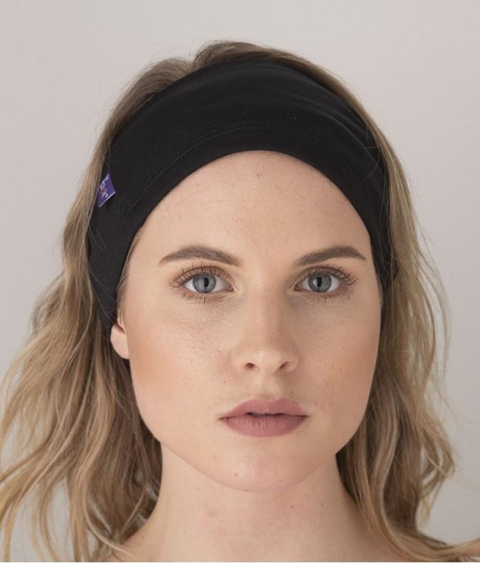 EMF Protective Headband (Black)