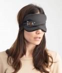 EMF Protective Eye Mask (Black)