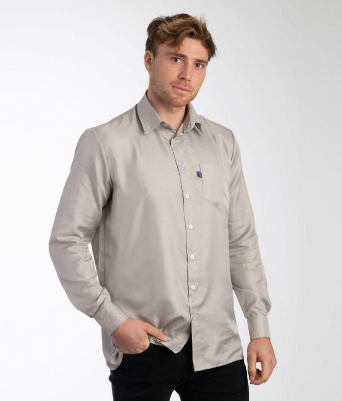 EMF Protective Mens Shirt (Grey)