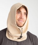 EMF Protective Hooded Snood (Beige)