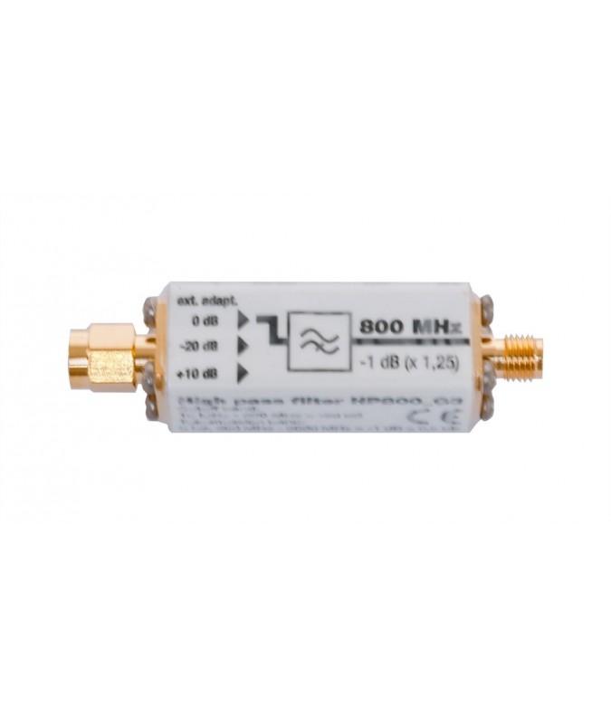 High-pass filter HP800_G3