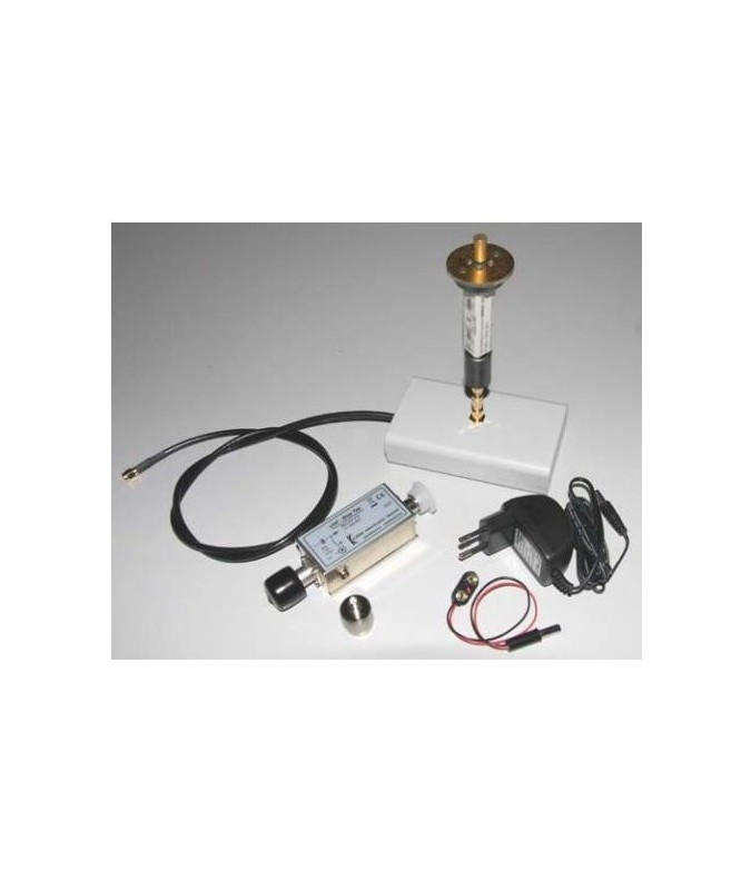 Quasi Isotropic Ultra Broadband Antenna UBB27-SA3