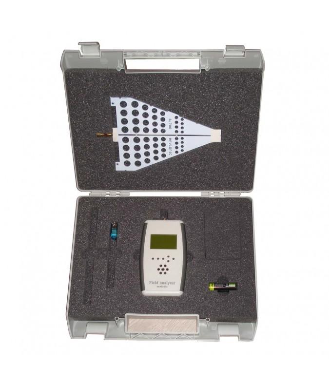 HF+LF Spectrum Analyser / Datalogger FA845