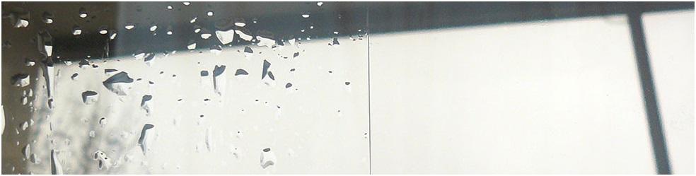 EMF shielding window film bubble-free bonding